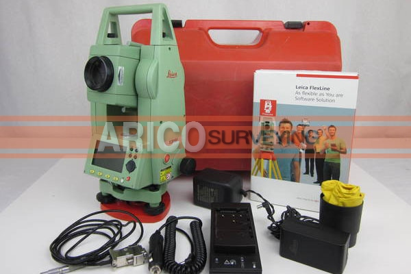 leica ts15 total station manual